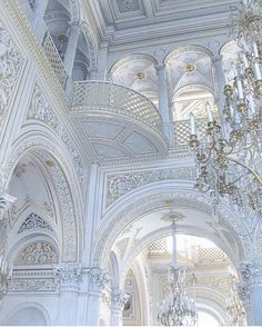 If somebody could please tell me where this is if be very grateful. Bucket list. Travel. Travel lover. Architecture. Palace. Castle. Disney Castle. Fairytale. Fantasy. White. Gold. Girlie. Chandelier. Elegant. Classy. Wanderlust. Explore. Must see.