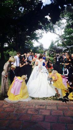 Marie Antoinette inspired wedding at #HawksmoorHouse. <3
