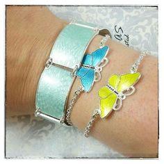 Enamel, Bracelets, Norway, Silver, Jewelry, Design, Vitreous Enamel, Jewlery, Money