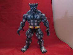 Beast (High Contrast) (Marvel Legends) Custom Action Figure