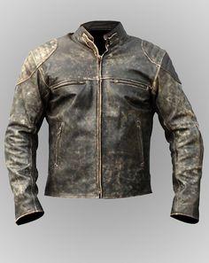 http://www.ebay.com/itm/Motorcyle-Mens-Antique-Black-Retro-Biker-Distressed-Leather-Jacket-/261991878587  Motorcyle Mens Antique Black Retro Biker Distressed Leather Jacket  #Motorcyle #DistressedLeatherJacket #Mens