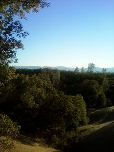 Cottonwood, CA The gorgeous view from a friend's house #cottonwood #shastavalley