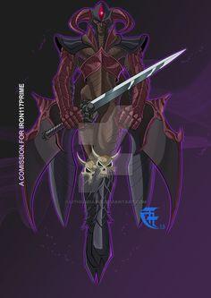 Sparda Devil Trigger by lithiumsaint on DeviantArt
