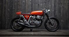 1975 Honda CB750 Super Sport
