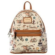 backpacks Shop a great selection of Loungefly Disney Dumbo Mini Backpack Wallet Set (Beige). Find new offer and Similar products for Loungefly Disney Dumbo Mini Backpack Wallet Set (Beige Popular Handbags, Cute Handbags, Cheap Handbags, Purses And Handbags, Luxury Handbags, Popular Purses, Latest Handbags, Handbags Online, Luxury Bags