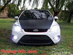 Ford Focus Kinetic Design Tuning. Fotos y ficha de Focus tuning 2012