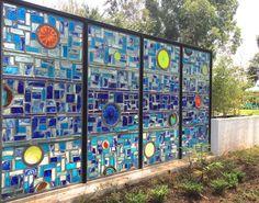 Kitengela Hot Glass dalle de verre pool screen