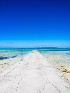 West Pier, Taketomi Island, Okinawa, Japan 西桟橋 竹富島 沖縄 日本