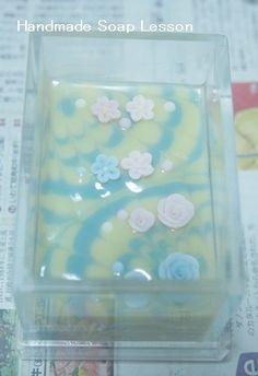 横浜・元町中華街駅 手作り石けん教室 With Flowers -21ページ目