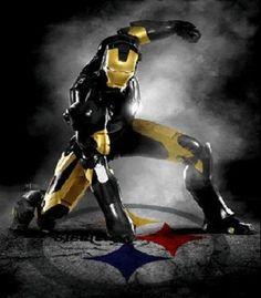 a8d8bb433 Steelers Ironman Superman