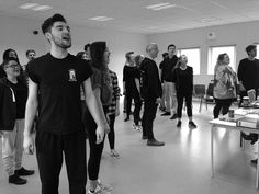 """West End showcase for Cumbria students http://www.cumbriacrack.com/wp-content/uploads/2017/04/Showcase-rehersals.jpg """"The hidden gem of university drama courses"""" is how Adam Morley, the artistic director of the Baroque Theatre Company, describes    http://www.cumbriacrack.com/2017/04/04/west-end-showcase-cumbria-students/"""