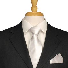 Striped Silk Ties – Mens Formal