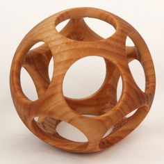 An Introduction to Sphere-based Turning Share your woodturning pieces with us at Facebook.com/NOVAwoodworking