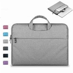 20% OFF   New Solid Fashion Laptop Bag Sleeve Case Handle Pouch For  Macbook 3f13356daf638