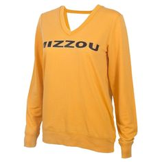 This unique #Mizzou sweatshirt is the perfect combination of style and comfort. Available in-store and online at themizzoustore.com