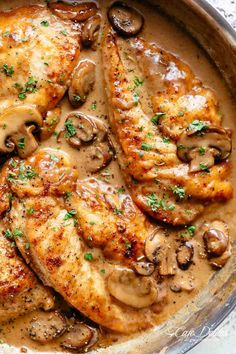 I ve tried this chicken recipes and i made my first recipe! chicken salad recipe chicken thights recipe chicken recipes chicken recipes healthy chicken recipes easy chicken chicken coop chicken parmesan recipe baileyskugeln schnell gemacht und so lecker Chicken Thights Recipes, Chicken Parmesan Recipes, Chicken Salad Recipes, Recipe Chicken, Caprese Chicken, Chicken Mushroom Recipes, Parmesan Sauce, Chicken Fillet Recipes, Cream Of Mushroom Chicken