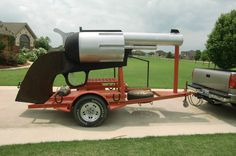 LOL   BBQ Smoker! so freakin awesome!!