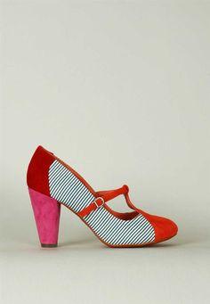 DESIGUAL Zapatos Tacón Medio 20MS153 BACO