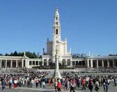 fatima pilgrimage  Santarém portugal