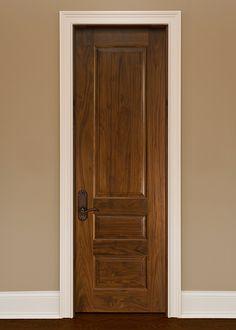 interior wooden doors with interior solid wood doors Wall Mounted ...