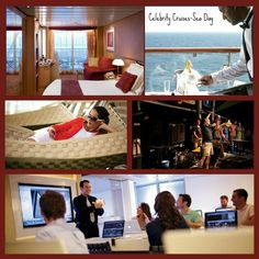 RELAX- Sea Day on Celebrity Cruises