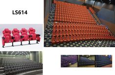As one of the most professional commercial theater seating manufacturers and suppliers in China, we bring here high quality theater seating with good price. Welcome to buy commercial theater seating for sale here from our factory. Movie Theater Chairs, Cinema Chairs, Movie Chairs, Cinema Seats, Cinema Room, Theatre Style Seating, Auditorium Seating, Chair Price, Cold Rolled