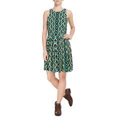 TOTEM - Vestido Totem Mississipi - verde - OQVestir