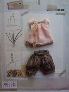 moshimoshistudio - clothes for Blythe: