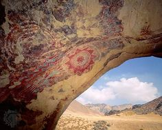 Chumash Indian Cave Painting http://www.pinterest.com/kholzmb/native-californians/