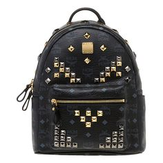 Pre-owned Mcm Shoulder Bag (882,290 KRW) ❤ liked on Polyvore featuring bags, handbags, shoulder bags, apparel & accessories, silver, wallets & cases, mcm backpack, monogrammed backpacks, zipper purse and monogram handbags