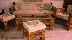 Мебели От Палети гр. Сливен - image 1