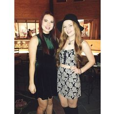 Lindsey and Meghan Hughes (beautybaby44 and missmeghanmakeup on youtube)