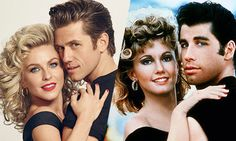 The First Photos Of 'Grease: Live'   Can't wait!!