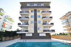 This apartment in Alanya is situated in lovely Kestel and with its amazingly view and facilities, you will for sure get a well-deserved vacation here.