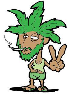 Marijuana Cartoons | Back Gallery For Pantera...