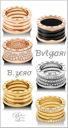 Brilliant Luxury♦Bvlgari Jewelry SS 2016