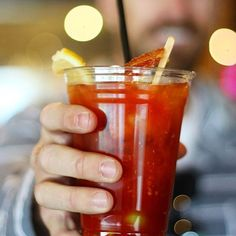 Saturday's call for a make-your-own bloody mary bar  | Grand Sierra Resort in Reno Tahoe Nevada