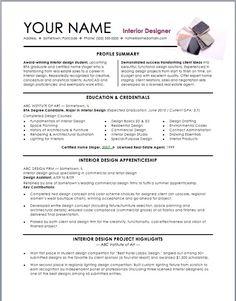 16 best designer resume samples images free resume samples resume rh pinterest com