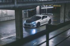 """Around 2 years ago I saw this crazy video on Vimeo called """"NIGHTRUN"""" it was one of my first times seeing a rocket bunny FRS and I was blown away. Just the whole vibe of the video was insane! I told myself if I was ever in Vancouver I NEEDED to shoot this car. And last night I finally did! • Owner: @the.tsukinousagi • #SherePhotography"""