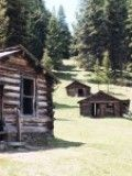 Garnet Ghost Town | Haunted Places