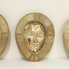 """Africa face bowls for hosting available now online at www.ecruonline.com #ecru #decor #design #ecruafrica #bowl #interiors"""