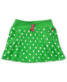 Carter's Kids Skirt, Little Girls Polka Dot Knit Skort - Kids - Macy's