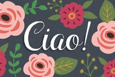 Ciao Bella Script by Cultivated Mind on Creative Market