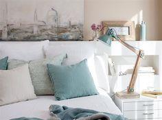 Los cojines invaden tu dormitorio