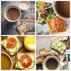 Hitaat aamut, rakastan niitä. Heräät, eikä ole kiire minnekään ja voit rauhassa tiputella pannullisen tummapaahtoista kahvia, valmistaa aamupalaa ja kaivaa luettavaa sen kanssa nautittavaksi. Niin,…
