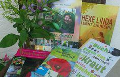 5 spannende Kräuterbücher für Kinder