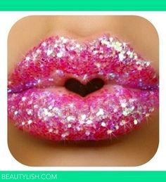 Sparkle lips Sparkles Glitter, Pink Glitter, Glitter Lipstick, Glitter Gloss, Sugar Glitter, Green Lipstick, Glitter Bomb, Glitter Wine, Glitter Party