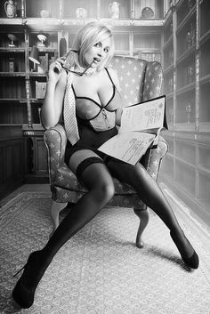 Fun in the library... #sexy #library #librarian #costume #roleplay #dearsweetness