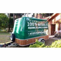 Trailer Gastronomico Food Truck Homologado Y Patentable ! en MercadoLibre