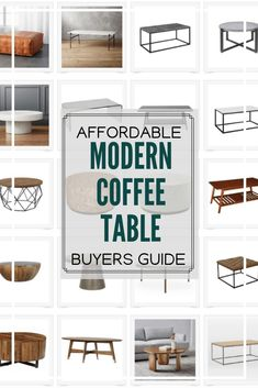 Affordable Modern Coffee Table Buyers Guide, How to Buy a Coffee Table, Modern Coffee Tables, Where to buy coffee tables, Affordable Coffee Tables Buy Coffee Table, Home Coffee Tables, Decorating Coffee Tables, Modern Coffee Tables, Natural Wood Table, Drum Table, Small Tables, Inspired Homes, Decoration